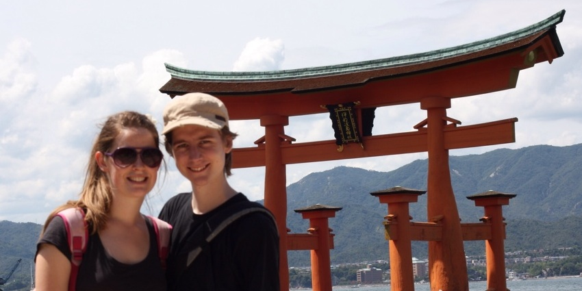 Our trip to Japan and Thailand in Summer 2010
